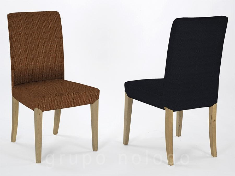 Funda de silla con respaldo Viena