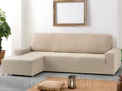 Funda chaise longue ajustable Cora