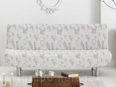Funda sofá clic clac Mariposas