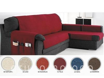 Funda sofá chaise longue Serena
