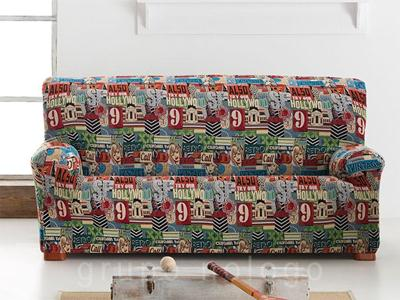 Funda sofá elástica Etro