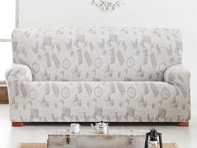 Funda sofá elástica Mariposas