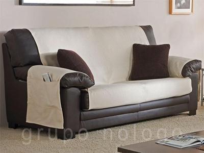 Funda de sofá práctica Trigo