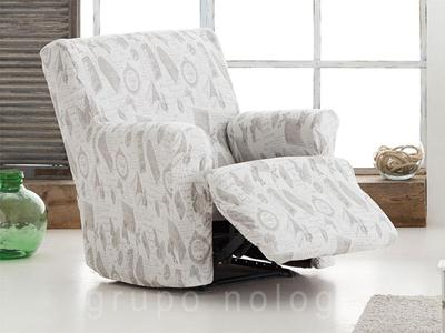 Funda sofá relax completa Mariposas