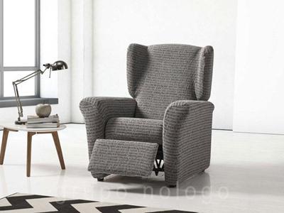 Funda sofá relax Letras