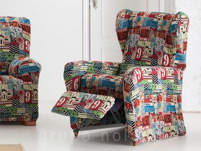 Funda sofa elastica Relax Etro