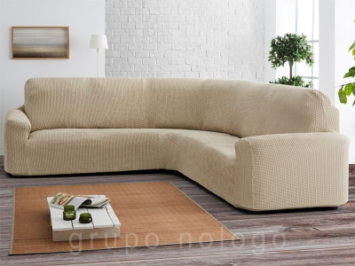 Funda sofá rinconera Milos