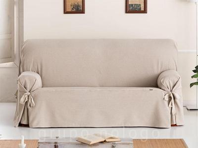 Funda sofa de lazos Constanza