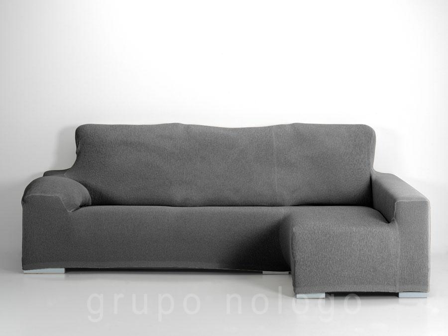 Funda sof chaise longue ajustable jara - Fundas para sofas chaise longue ...