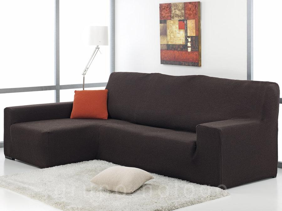 Funda sofa chaise longue ajustable Daniela