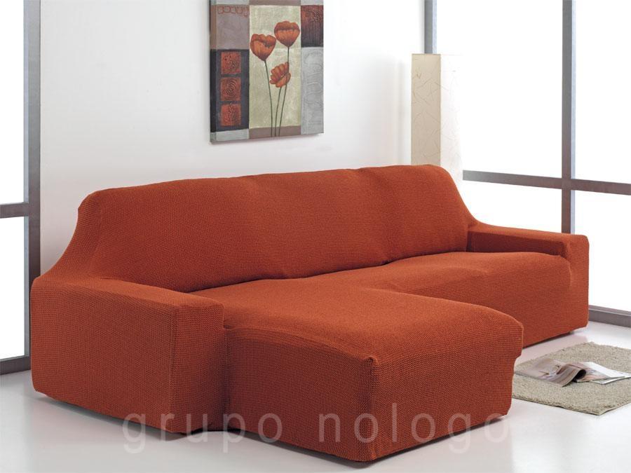 Funda sofa chaise longue ajustable daniela - Funda de chaise longue ...
