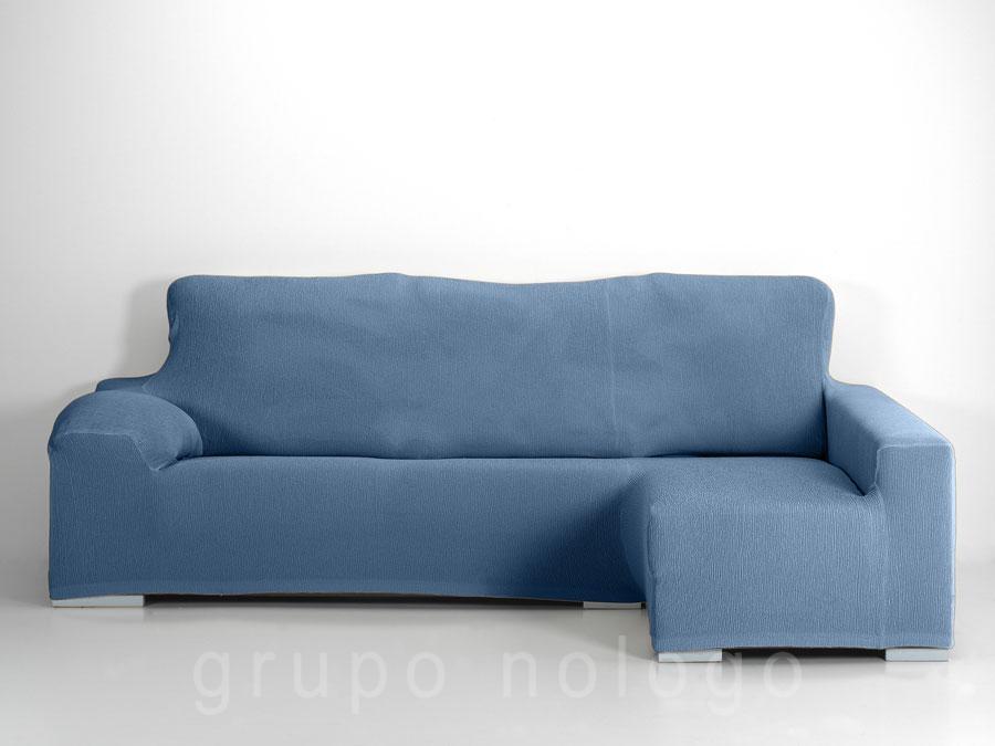 Funda sof chaise longue ajustable jara for Chaise longue azul turquesa