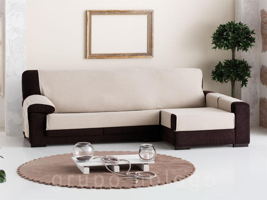 Funda sofá chaise longue Constanza