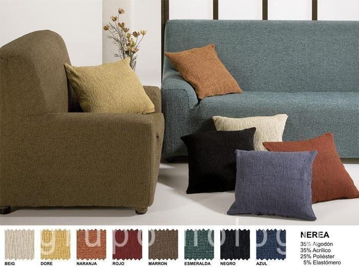 Funda sofa elástica Nerea