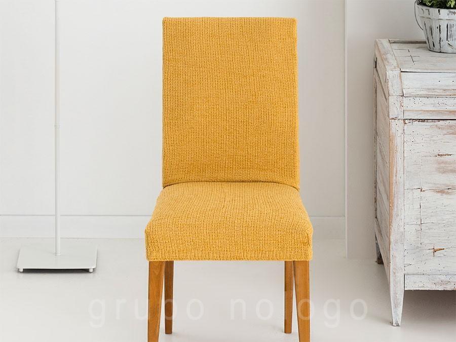 Funda de silla con respaldo Dorian