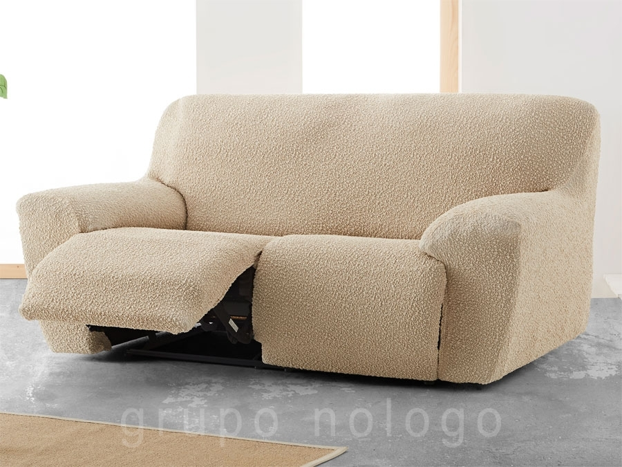 Funda sofá relax 2 y 3 plazas Roc