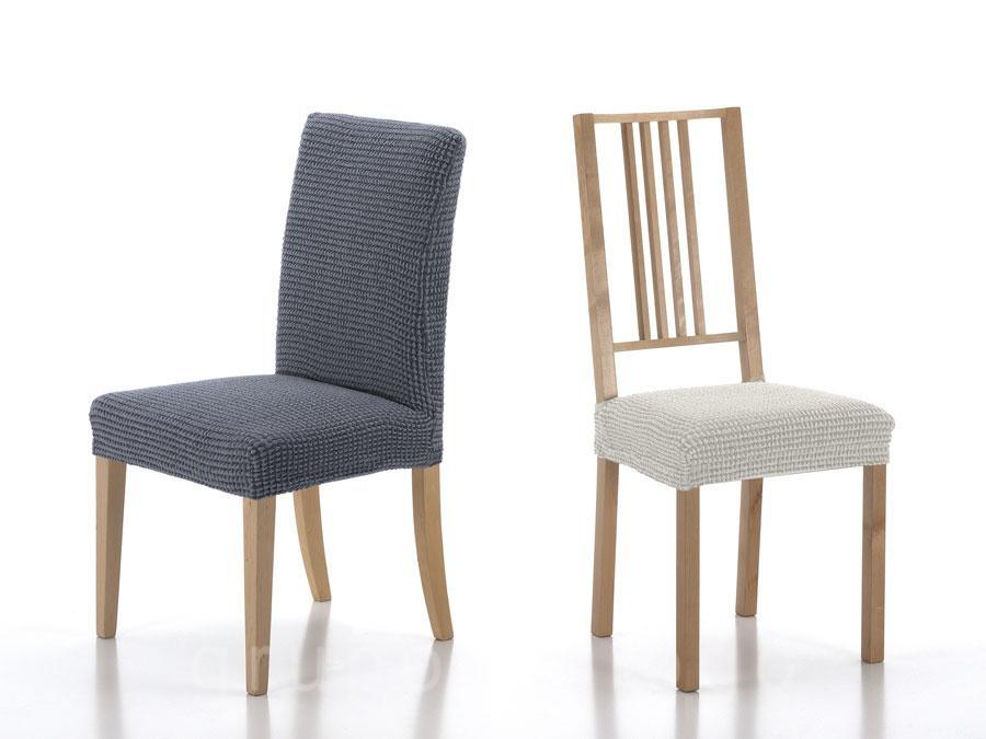 Funda silla asiento y respaldo Sada