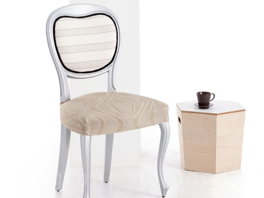 Funda de silla asiento Iria