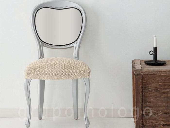 Fundas de sillas ajustables sandalo for Fundas de sillas ikea