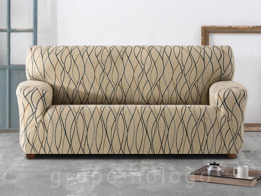 Funda de sofá elástica Maya