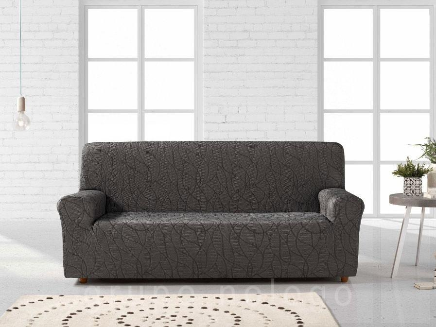 Funda sof el stica alexia - Fundas sofas ajustables ...