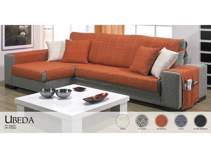 Fundas de sofa para chaise longue a medida - Funda para cheslong ...