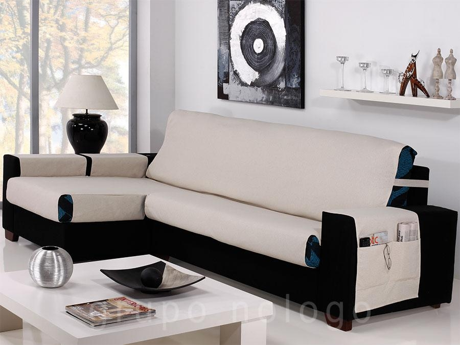 Fundas de sofa para chaise longue chaise longe - Funda de sofa chaise longue ...