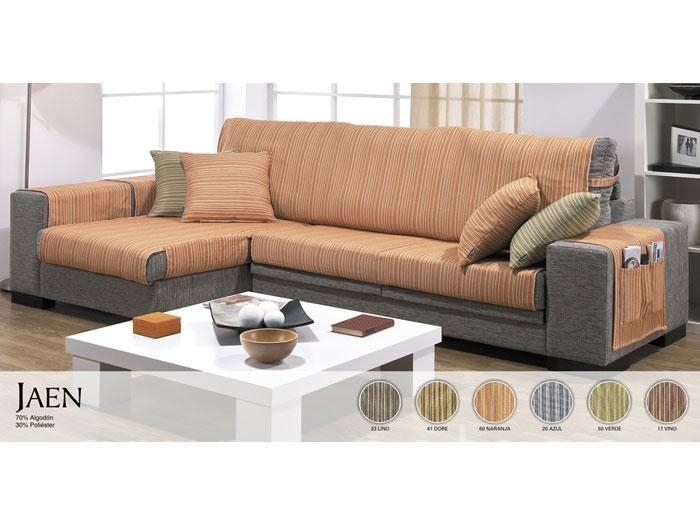 Funda sofa chaise longue Jaén
