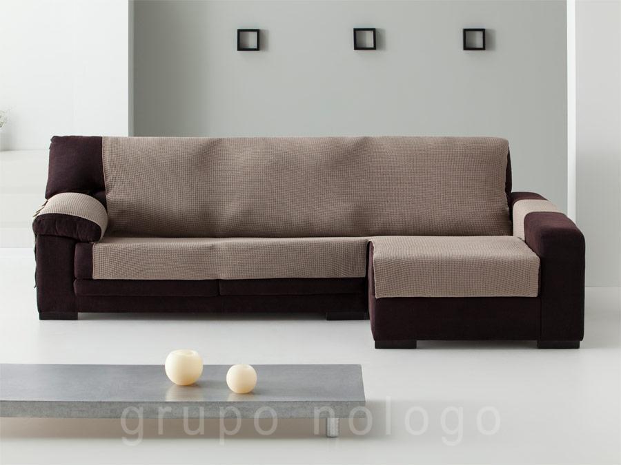 Fundas para sof chaise longue cubre sof s para chaise - Funda para sofa chaise longue ...