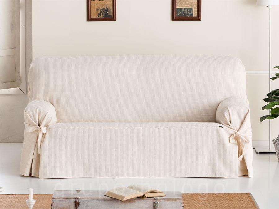 Funda sofa universal Bianca