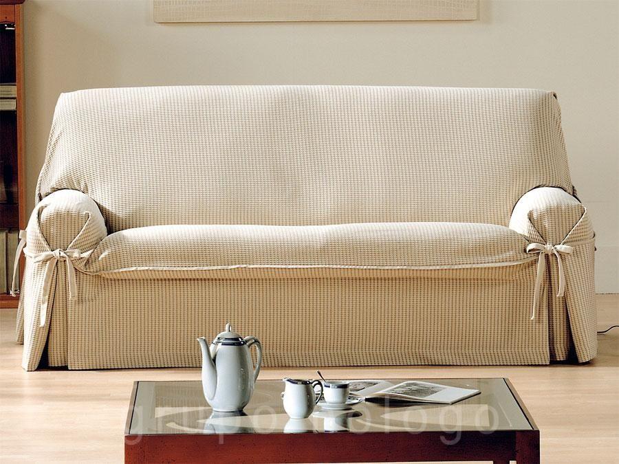 Fundas de sofa y chaise longue fundas el sticas cubre sofas - Funda para sofas ...
