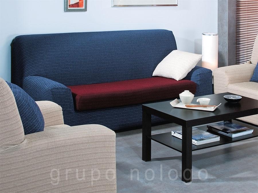 Funda sof el stica d plex akari - Fundas sofa elasticas ...