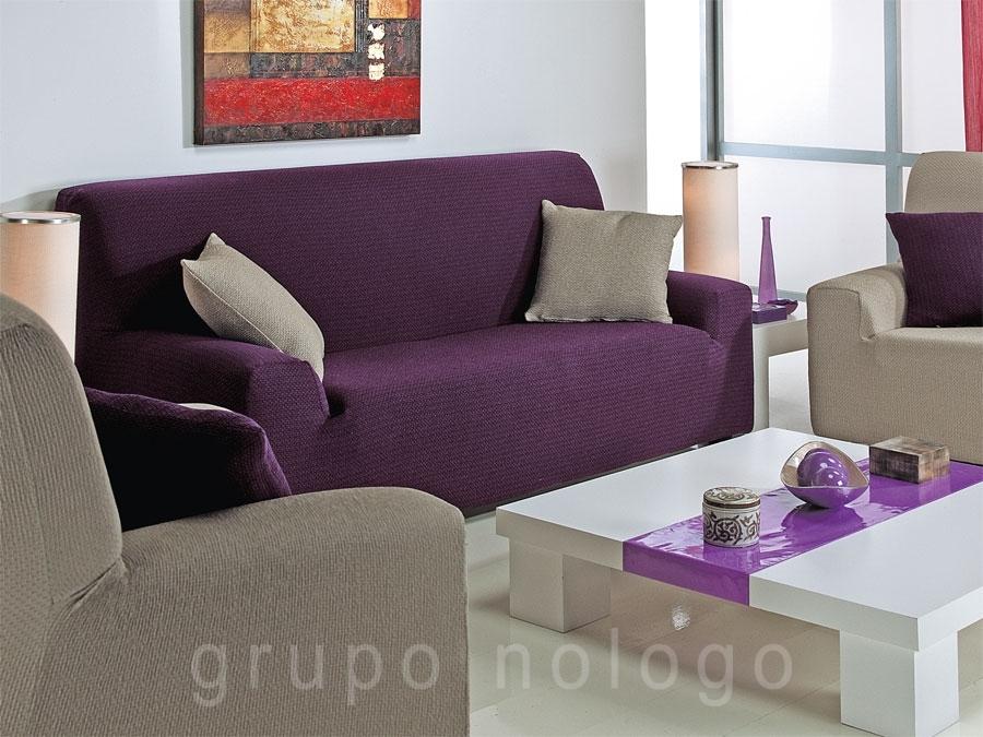 Funda sofa el stica brick - Fundas sofa elasticas ...