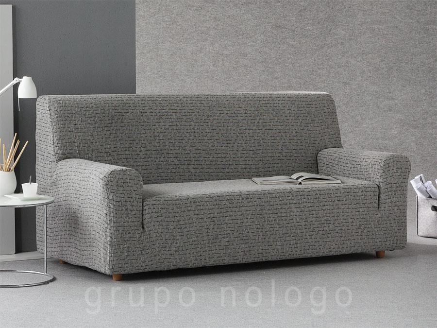 Funda sofa elástica Letras