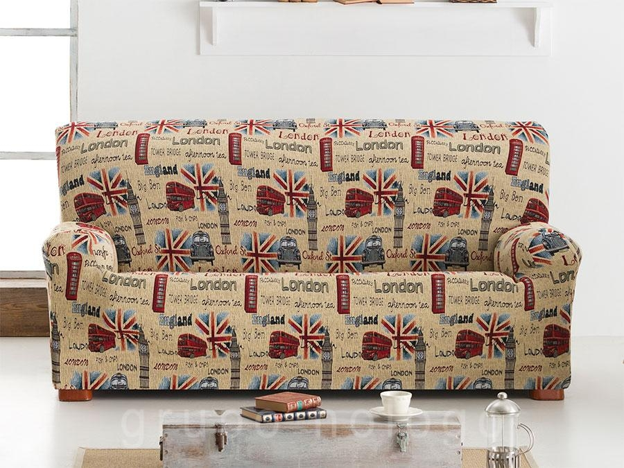 Funda sofá elástica Oxford