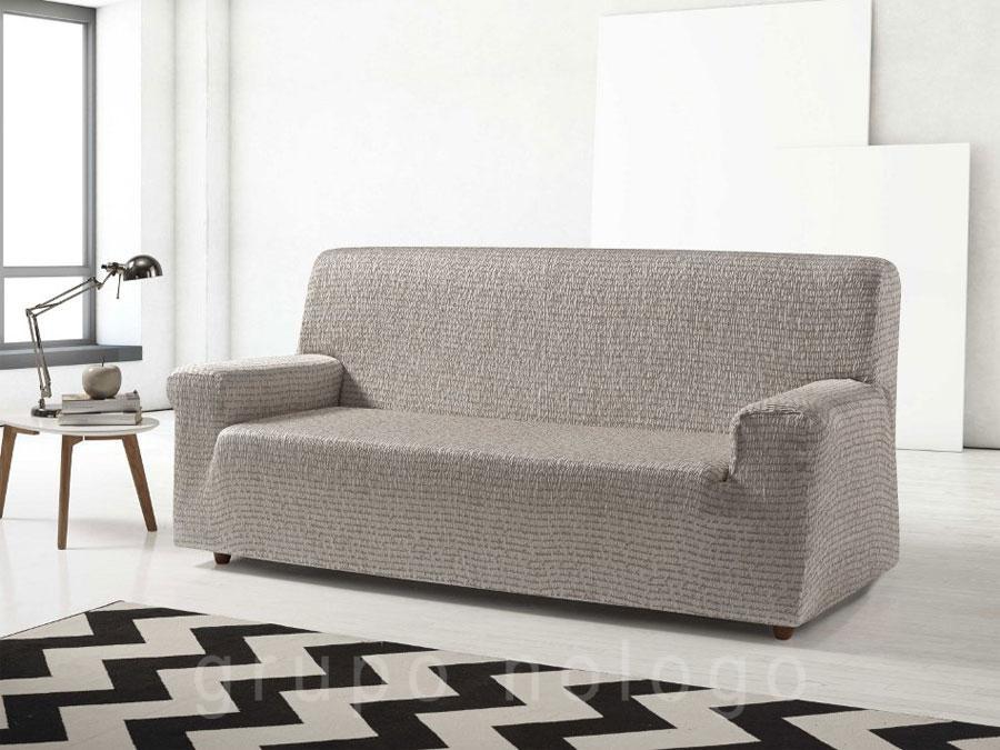 Funda sofa el stica letras - Funda elastica sofa ...