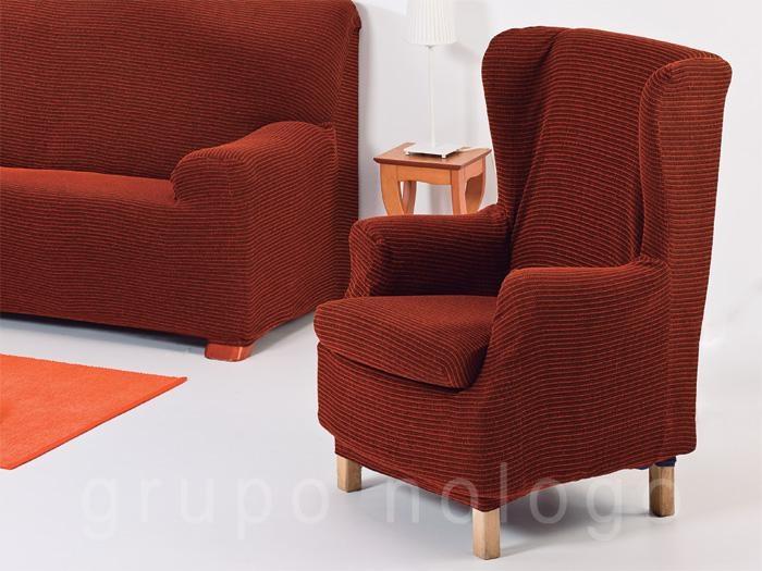 Funda elastica sofa orejero camilo - Fundas elasticas para sofa ...