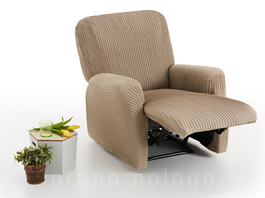 Fundas sofá relax pies juntos Milos