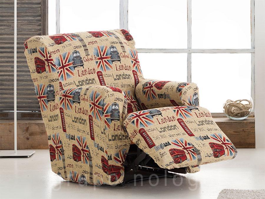 Funda sofá relax completa Oxford
