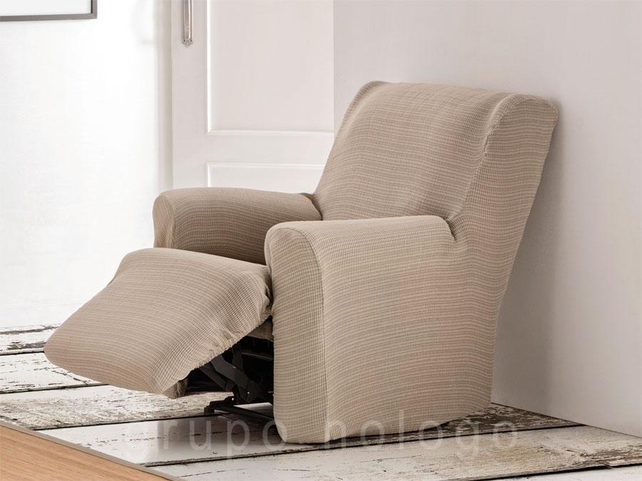 Funda sofá relax pies juntos Aquiles