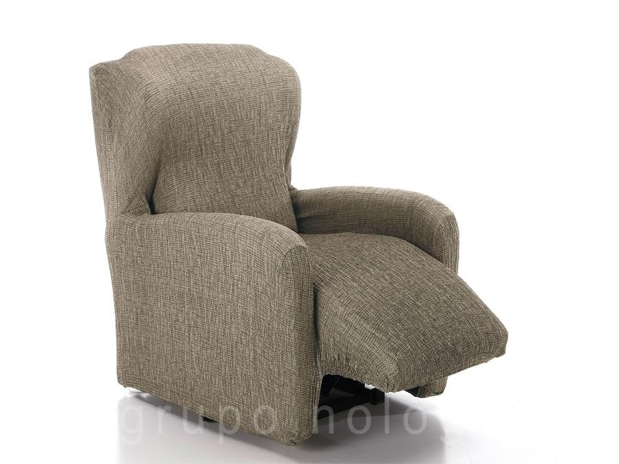 Funda sofá relax pies juntos Baco