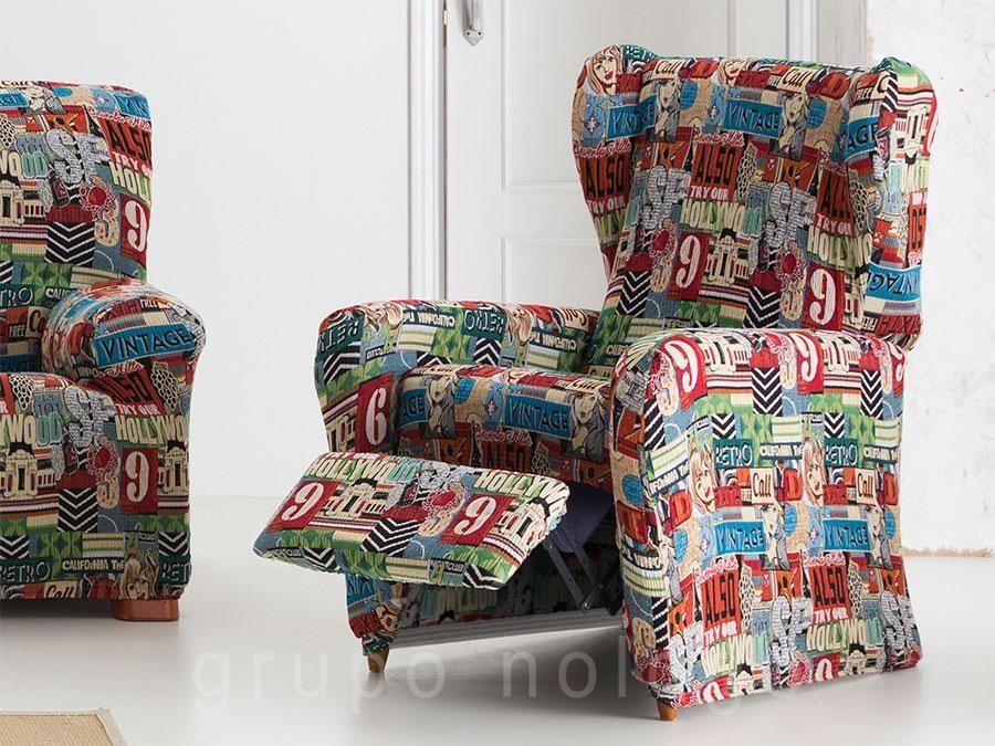 Funda sofá relax Etro