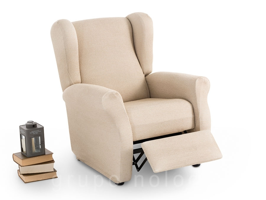 Funda sofá relax bielastica Viena