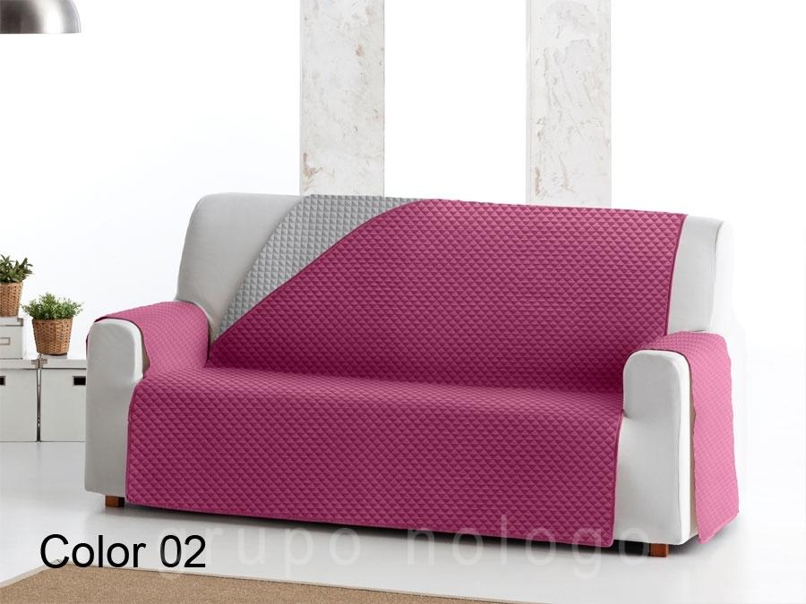 Cubre sofá reversible práctica Oslo