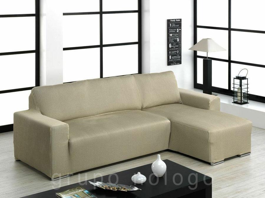 Funda sof chaise longue ajustable tunez - Fundas para sofa ...