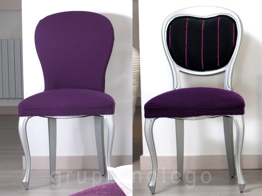 Funda silla asiento y respaldo Sucre
