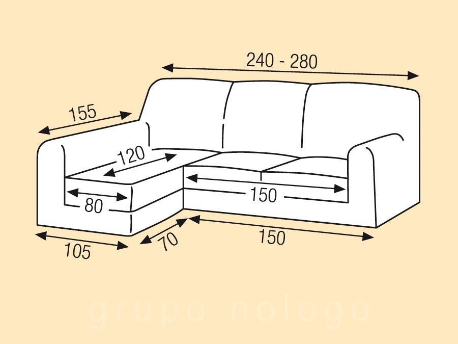 Funda sof chaise longue ajustable tunisia - Fundas de sofa a medida ...
